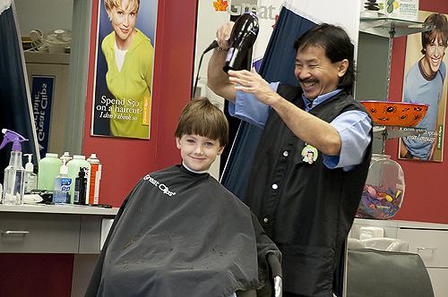 !Haircut