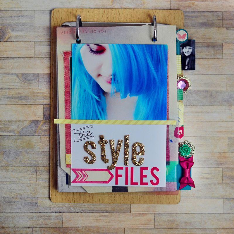 !!StyleMiniAlbum
