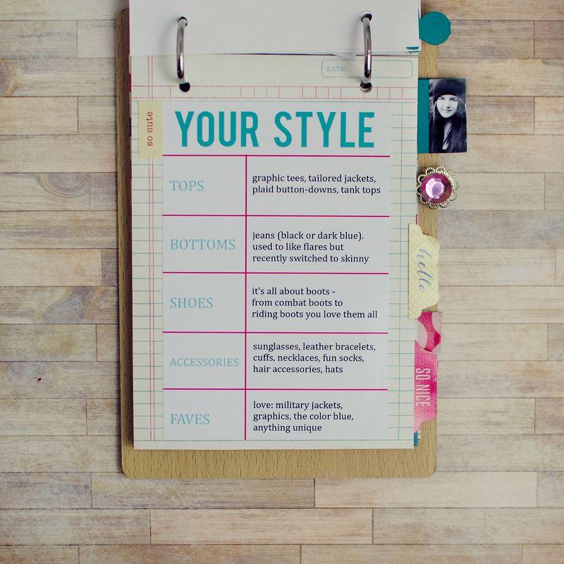 !!StyleMiniAlbum4