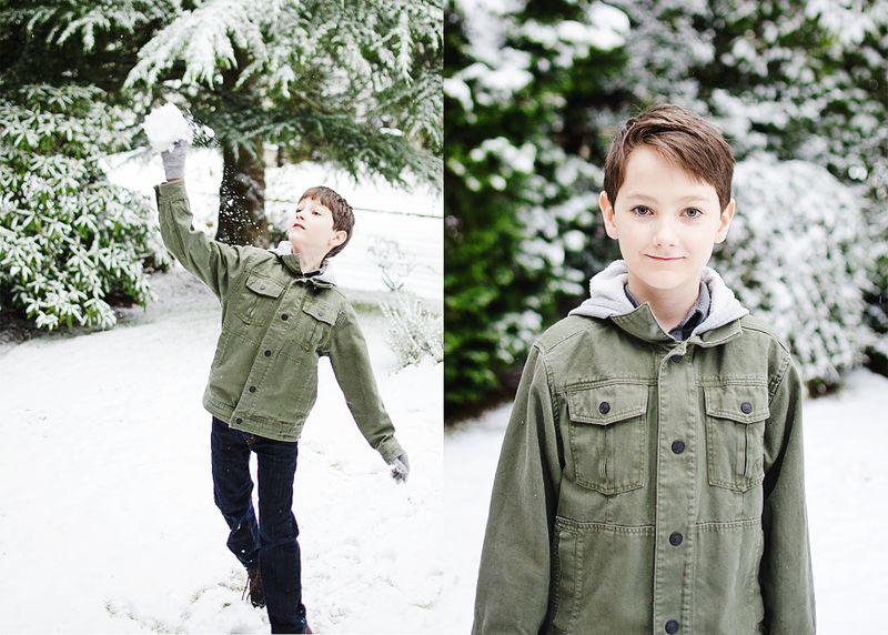 !Snow
