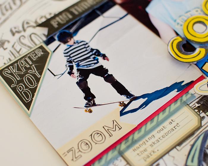 Skateboardd