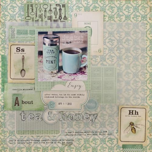 !Tea&Honey