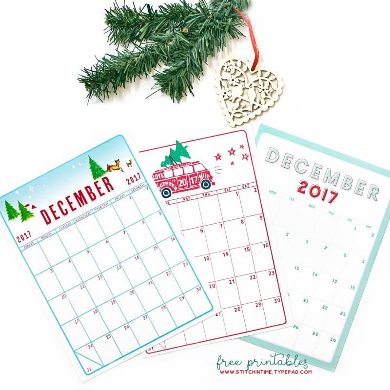 !Calendar copy