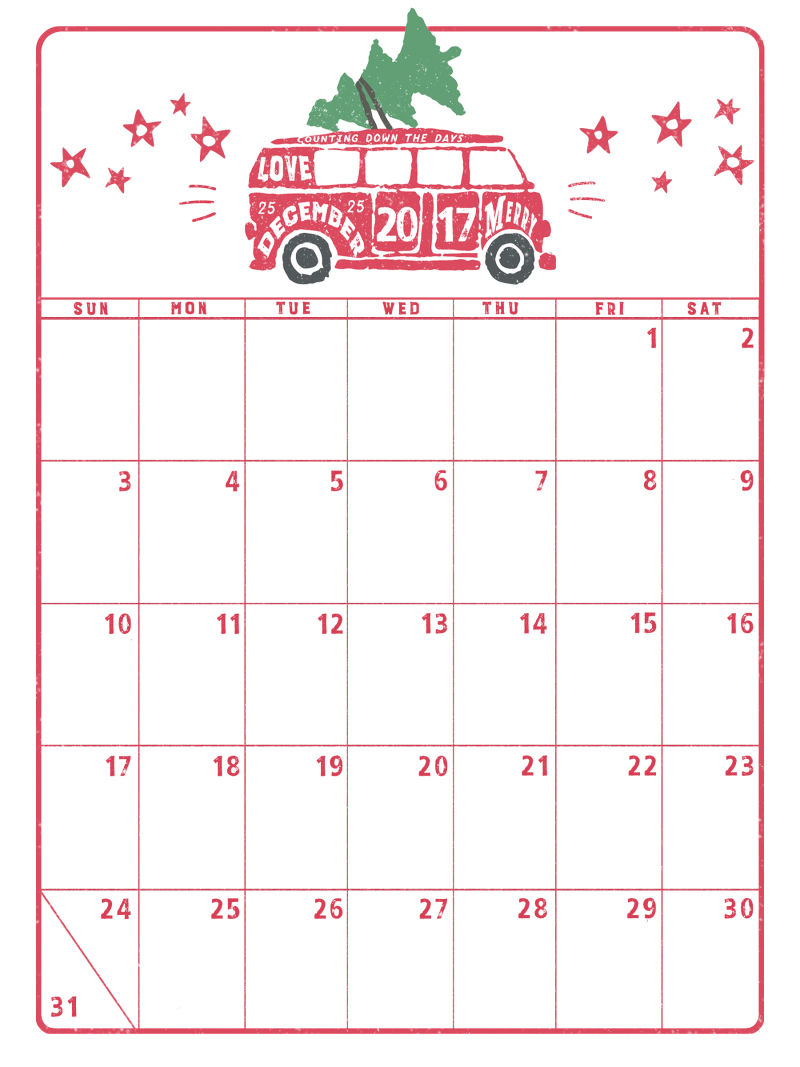 December Calendars Stitch In Time