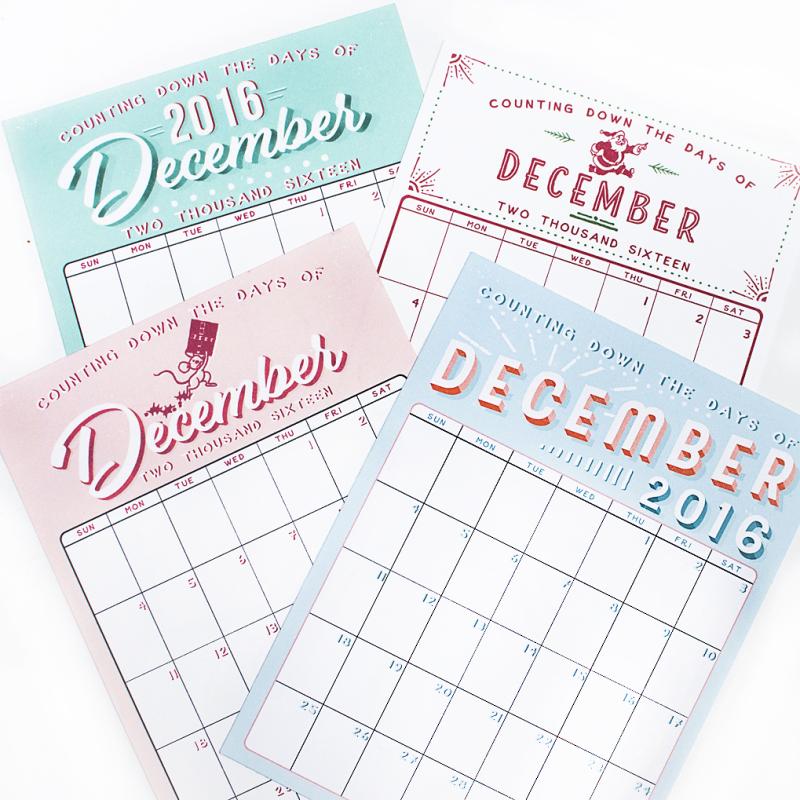 !Calendars